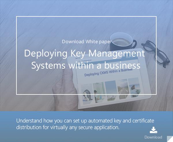 GlobalPlatform Key Management System
