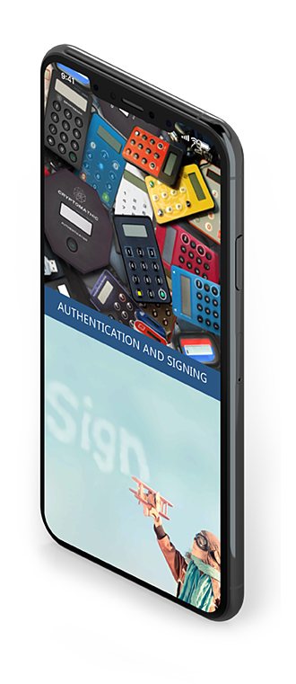 Authentication and Signing - solutions