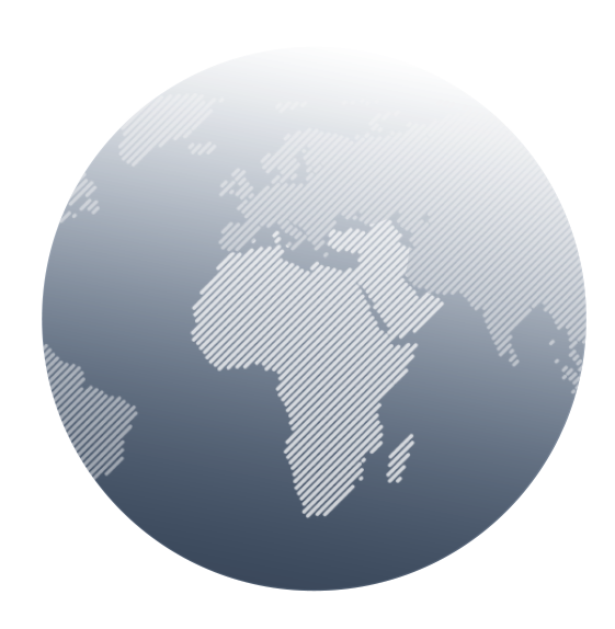 globe africa middle east
