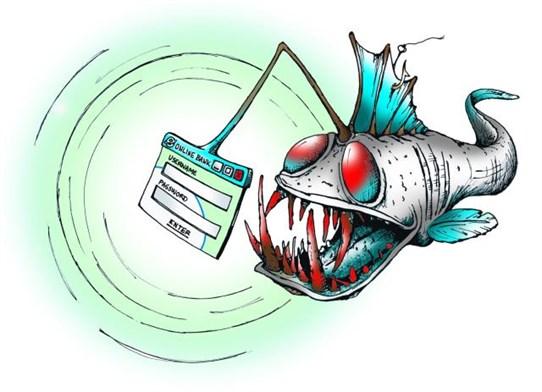 Authenticator Angler fish