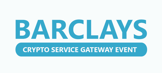 Barclays Crypto Service Gateway Event 2013