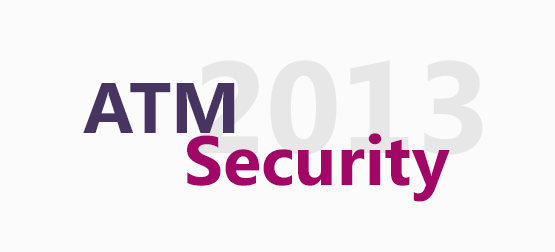 ATM Security 2013
