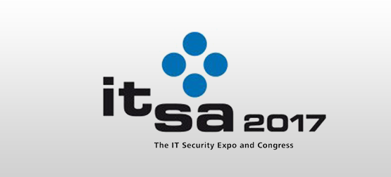 it-sa 2017 - The IT Security Expo and Congress