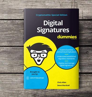 E-Book - Digital Signatures for dummies