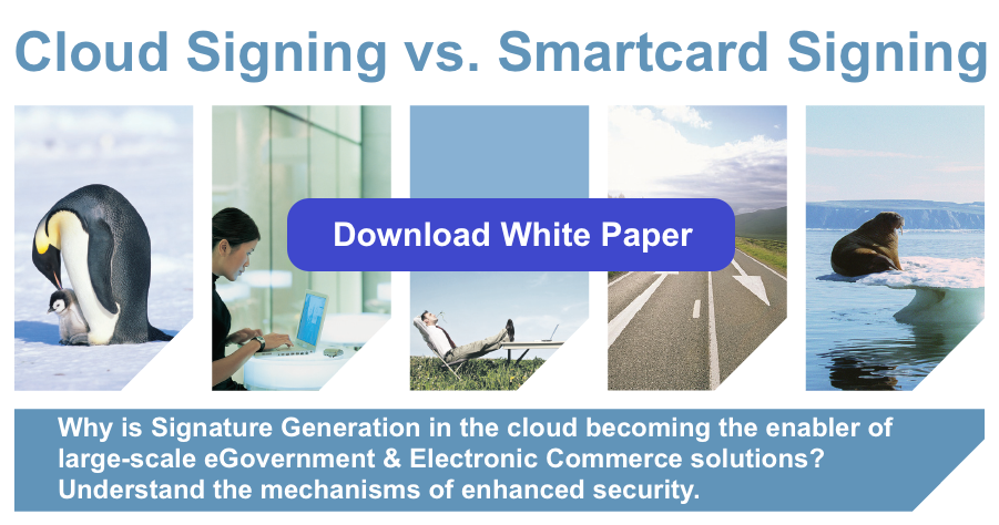 Digital Signatures: Cloud Signing vs. Smartcard Signing